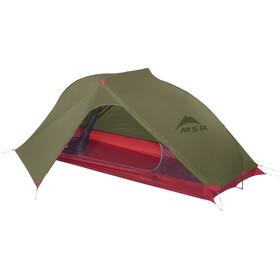 MSR Carbon Reflex 1 V4 Tent green